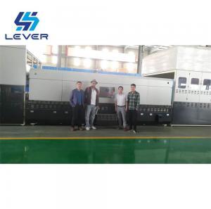 China Automotive Rear Glass Making Machine Bi-direction Single & Double Curvature Bending Glass Tempering Furnace wholesale