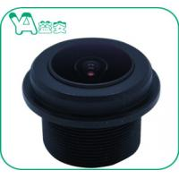 3MP High Resolution Lens , 1/3'' F2.0 M12 Ip Camera Zoom Lens190° Wide Angle