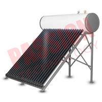 Buy cheap Closed Circulation Integrative Pressurized Heat Pipe Solar Water Heater For Home from wholesalers