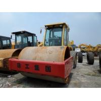 China USED XCMG XS222J 16T Road Roller For Sale China wholesale