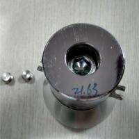 China Cleaner Transducer immersible in Metal Box for Ultrasound vibration wholesale