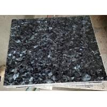 China Natural Azul Blue Pearl Royal Polished Norway Blue 12X12 Granite stone tiles slabs wholesale