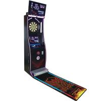 China Coin Operated Entertainment Online Dart Games Machine With Dart Game Board wholesale