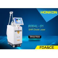 Buy cheap 1-10HZ Diode Laser Permanent Hair Removal Machine Pulse Width 5-200ms from wholesalers