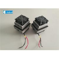 Outdoor Thermoelectric Air Cooler Peltier Air Conditioner Assembly