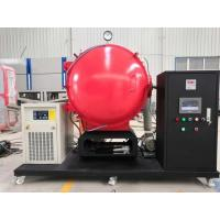China Desktop Vacuum Lab Muffle Furnace For Preparation Of Amorphous Metal Strip wholesale