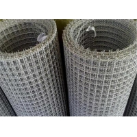 China Food Grade 0.55mm 24SWG Stainless Steel Crimped Mesh wholesale