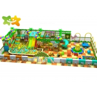 China Mult Function Kids Soft Play Equipment Indoor Playground For Amusement Park wholesale