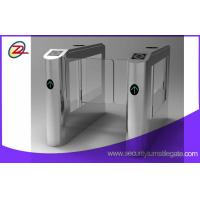 Quality Stainless Steel Airport Swing Turnstile with Access Control Card System for sale