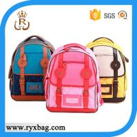 China China wholesale school bags with different models wholesale