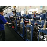 Buy cheap Fully Automatic Seam Welding Machine , Industrial Long Seam Welding Machine from wholesalers
