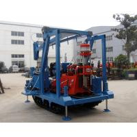 China Engineering Geological Core Drill Rig Machine Prospect Foundation Pile Construction on sale
