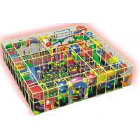 China Indoor Playgrounds LJ-0101 wholesale
