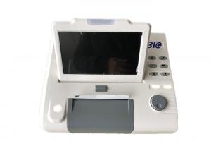 China Patient Vital Signs Monitor Fetal Maternal Monitor With FHR, TOCO, FM 4 Languages Avaialble wholesale
