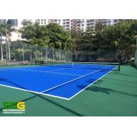 Buy cheap Non Toxic Fadeless 3mm Sport Court Surface Anti Slip Floor Durabe Seamless from wholesalers