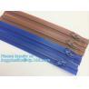 China PVC slider zipper, pvc zipper slider seal, PP slider seal, PP zipper slider seal, PP document A4 size slider seal bags wholesale