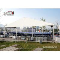Buy cheap Large Outdoor Event Luxury House Marquee sport Tents, large clear span sports from wholesalers