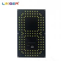 China Durable 10 Inch 7 Segment Digit Led Separate Digit To Compose Gas Price Sign wholesale