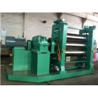 Buy cheap Customizable Dimension PVC Calendering Machine , Plastic PVC Sheet Extrusion from wholesalers