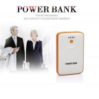 China Power Bank Rechargeable Battery , Portable External Powerbank 2A Output wholesale