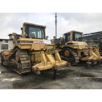 Buy cheap 3 Shanks ripper Caterpillar Used Bulldozer D6R CAT 3306T Engine from wholesalers