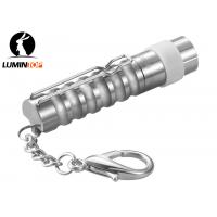 China Colored Everyday Carry Flashlight Great Design Key Chain Small Size wholesale
