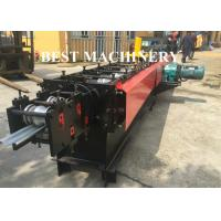 Buy cheap Perforated Rolling Slate Door Roll Forming Machine Australa Stype Steel Metal from wholesalers