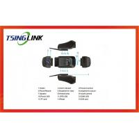 China HD GPS Tracking Dash Cam , Wireless Dash Cam With Video Recording Function wholesale