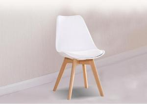 China Standard Size Beech Dining Chair Anti Ultraviolet And Corrosion Resistant wholesale