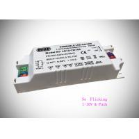 China Waterproof 0 10v Dimming Led Driver , 40W 500ma Constant Current Led Driver wholesale