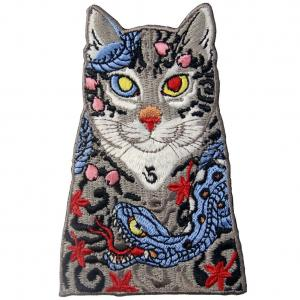China 2.6x4 in Custom Embroider Patch wholesale
