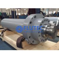 Buy cheap 300ton capacity press cylinders with 42CrMo piston rod and Ck45 Honed tube c/w from wholesalers