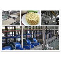 China Hot Air Drying Instant Noodle Making Machine Production Line Without Oil wholesale