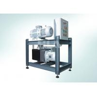 China Power Plant Vacuum Suction Vacuum Pump Unit Two Stages High Pumping Speed wholesale