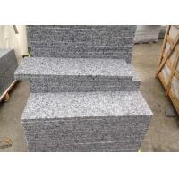 China Stair Steps / Countertop Granite Stone Tiles 26.6 MPa Flexural Strength wholesale