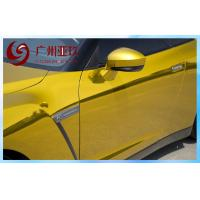 China Reflective Mirror Gold Chrome Car Vinyl Film Sticker Air Bubble wholesale