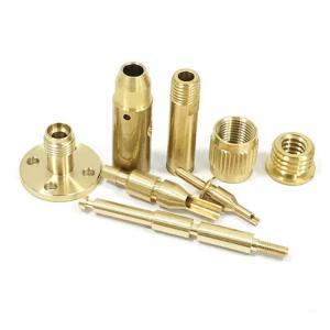 China ra0.8 Brass Machining Parts wholesale