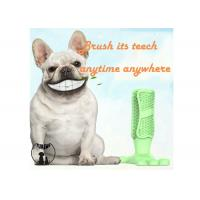 Buy cheap Dog Dental Dog Tooth Brush Dog Teeth Cleaning Toys Pet Dog Toys Chew Toys Stick from wholesalers