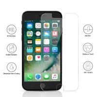 China 9H Full Tempered Glass Bubble Free Iphone Screen Protector Case Friendly wholesale