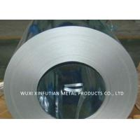 China DX51 ZINC Cold Rolled Steel Coil , Hot Dipped Galvanised Steel Coils / Strip wholesale