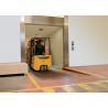 China Machine room Freight Lift Elevator Multi- beam screen Center Opening Door opening wholesale
