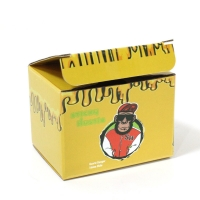 China Cartoon Pattern Biscuit Foldable Corrugated Packaging Box wholesale