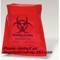 China Clinical waste bags, Specimen bags, autoclavable bags, sacks, Cytotoxic Waste Bags, biobag wholesale