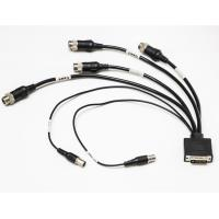 Quality Rear View Camera Cable With 4 Pin Connector For Camera Video And Audio wholesale