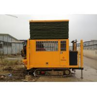 Buy cheap Box Type Crawler Cone Penetration Test Apparatus Four Cylinder Diesel Engine from wholesalers