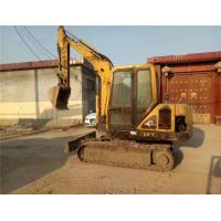 China original korea hyundai excavator/secondhand original hyundai 55-7 used crawer Excavator wholesale