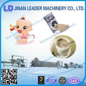 China FOOD EQUIPMENT Nutrition powder processing line, baby rice powder processing line wholesale