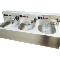 China Homemade Tabletop Chocolate Tempering Machine Chocolate Making Equipment wholesale
