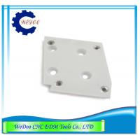 China F301 EDM Ceramic Isolator Plate A290-8005-X722 Fanuc EDM Spare Parts 74.3x62.5W wholesale