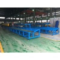 Quality High Speed Angle Roll Forming Machine Wire - electrode cutting By chain wholesale